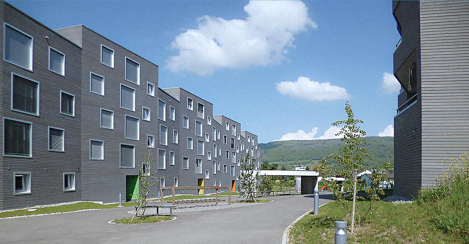 Wohnpark Aarau Rohr